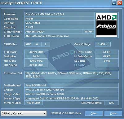разгон процессора амд - фото 9